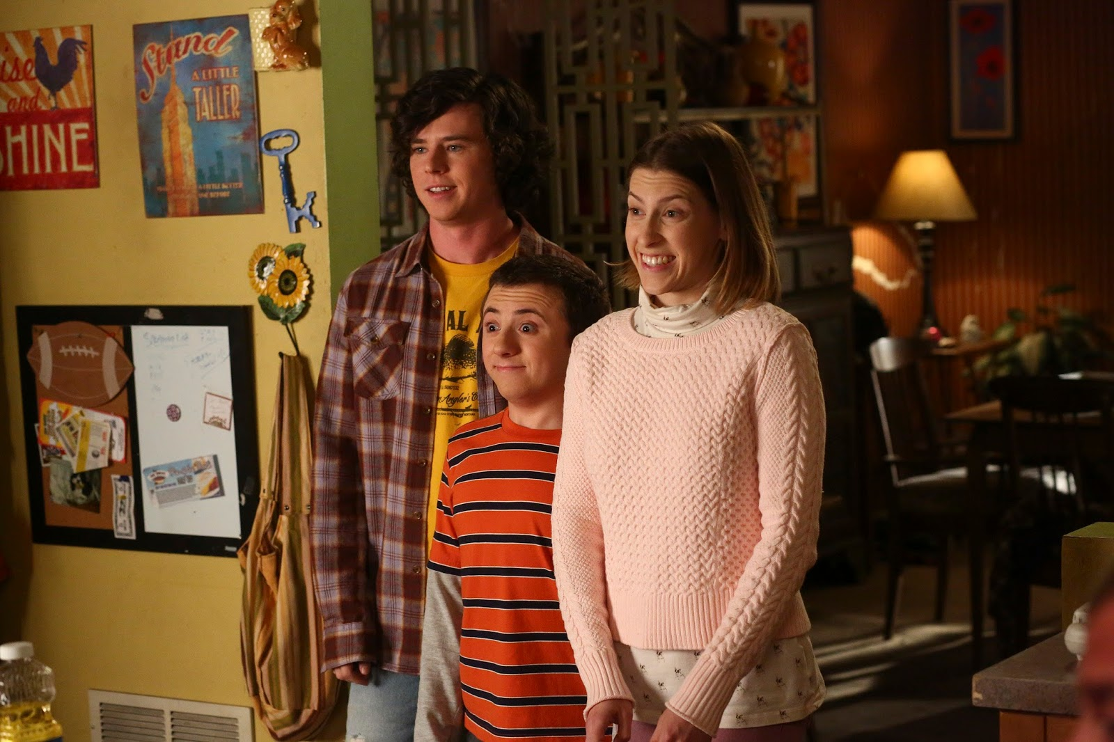 The Middle - Episode 8.14 - Sorry Not Sorry - Promotional Photos & Press Release