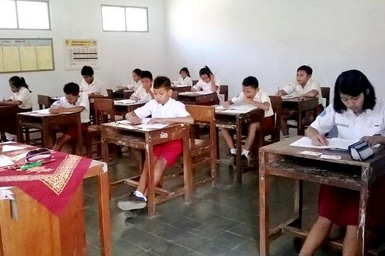 Download Soal dan Kunci Jawaban UKK\/UAS PKn, Bahasa Indonesia, Matematika, IPA, dan IPS Kelas 1