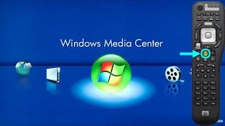 أنواع الملفات المعتمدة والمستعملة في Windows Media Center