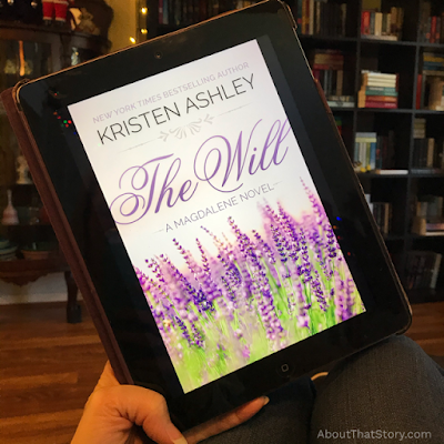 Book Review: The Will (Magdalene #1) by Kristen Ashley | About That Story