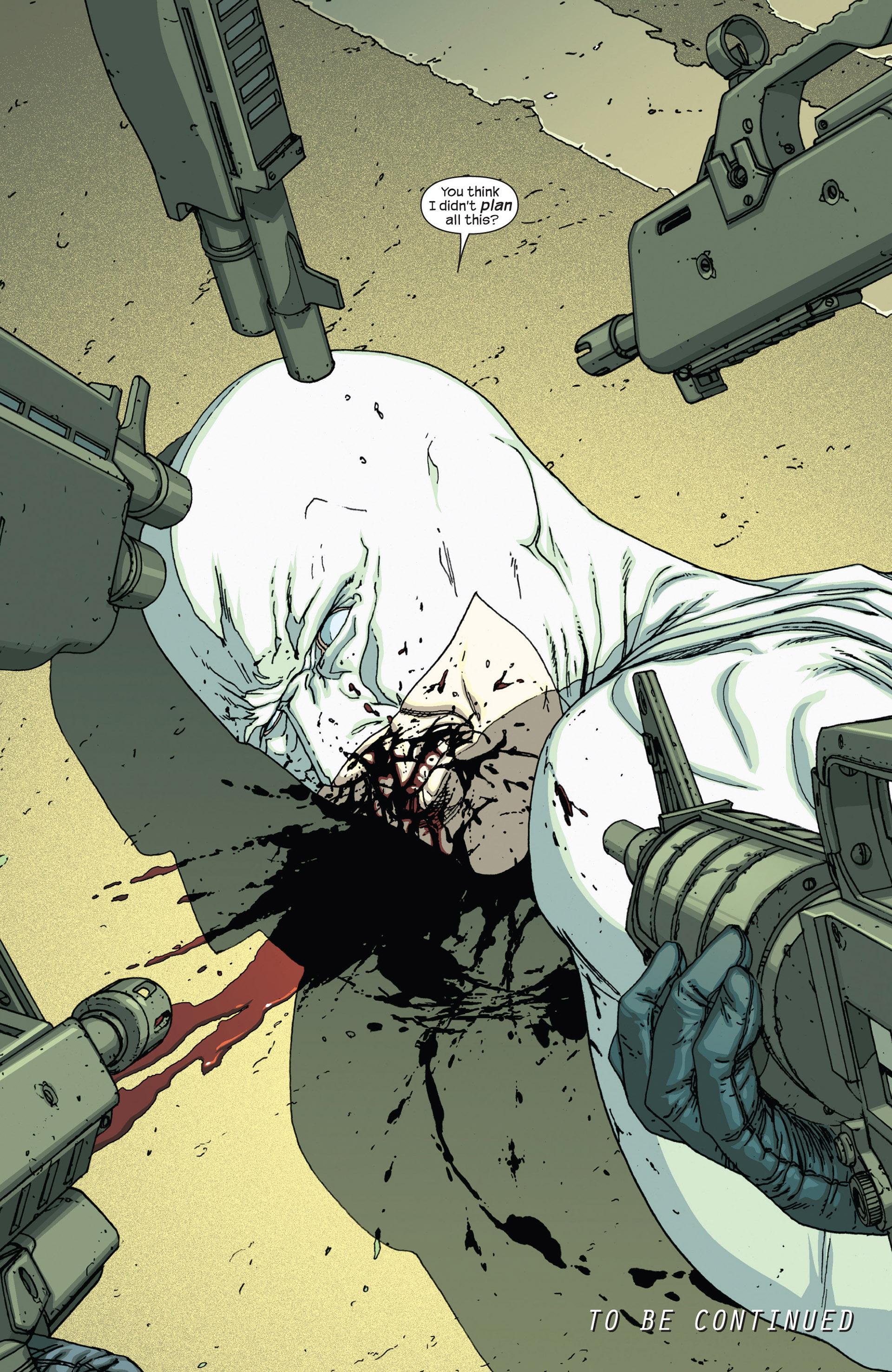 Read online Millar & McNiven's Nemesis comic -  Issue #2 - 27