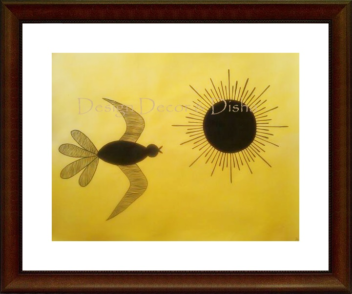 Indian Art Gallery Wall: Warli Painting - Home Decoration and Design