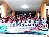 Training Motivasi Peningkatan Kinerja Tenaga Penyusun Rencana Kerja Kemenag Provinsi Lampung