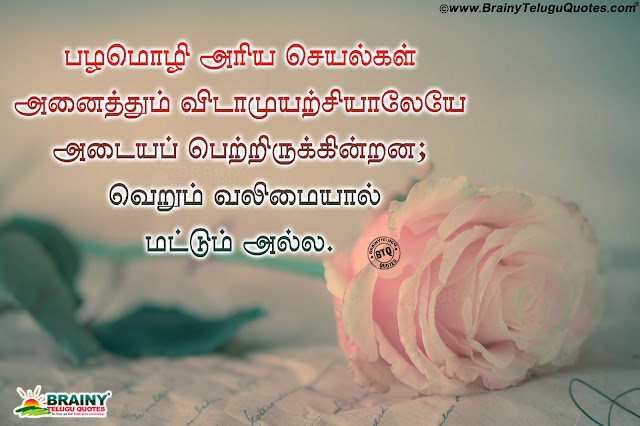 Tamil Motivational Success Quotes Tamil Quotes In Tamil Font