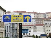 Santiago de Compostela camino de Santiago Norte Sjeverni put sv. Jakov slike psihoputologija
