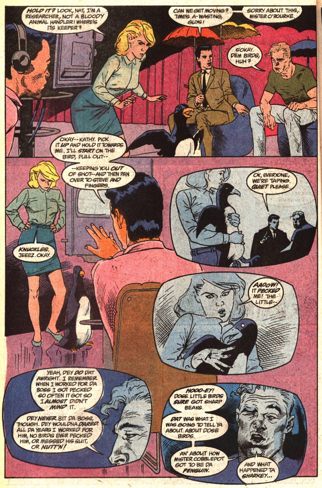 Read online Secret Origins (1986) comic -  Issue # _Special 1 - 8