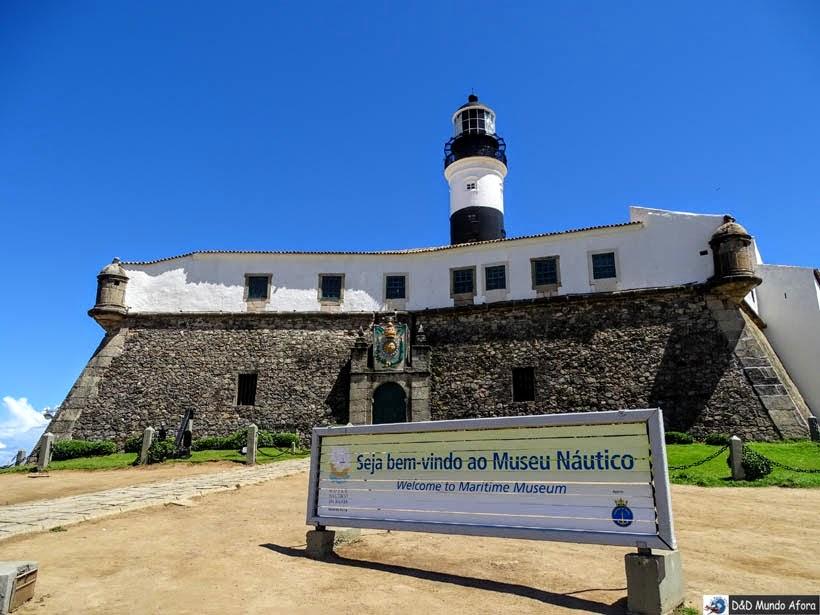 O que fazer em Salvador - Museu Náutico da Bahia