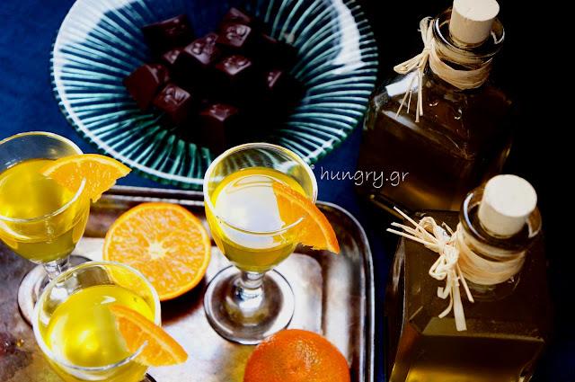 Mandarin Liqueur-DIY