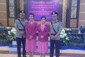 AKBP. Eddy Suryantha Tarigan S.IK Sertijab Kapolres Deli Serdang