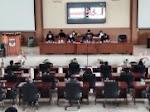 Bupati-Wabup FDW-PYR Hadiri Paripurna LKPJ 2020 dan Penandatanganan Nota Kesepakatan RPJMD Tahun 2021-2026