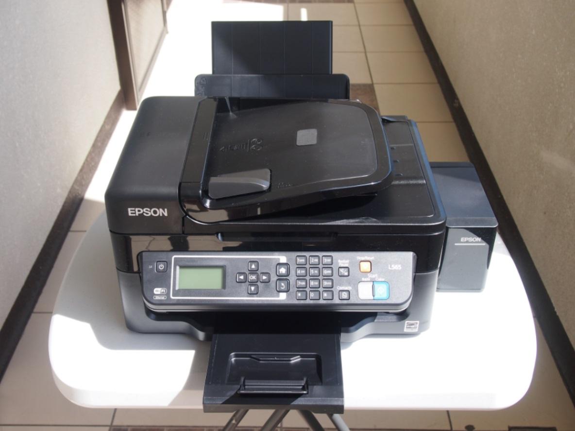 Epson L565 Front