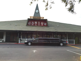 Limo service by The Canyon Club in Agoura Hills