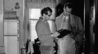 Michael Keaton, La rosa púrpura de El Cairo, Woody Allen, Michael Keaton, La rosa púrpura de El Cairo, Woody Allen