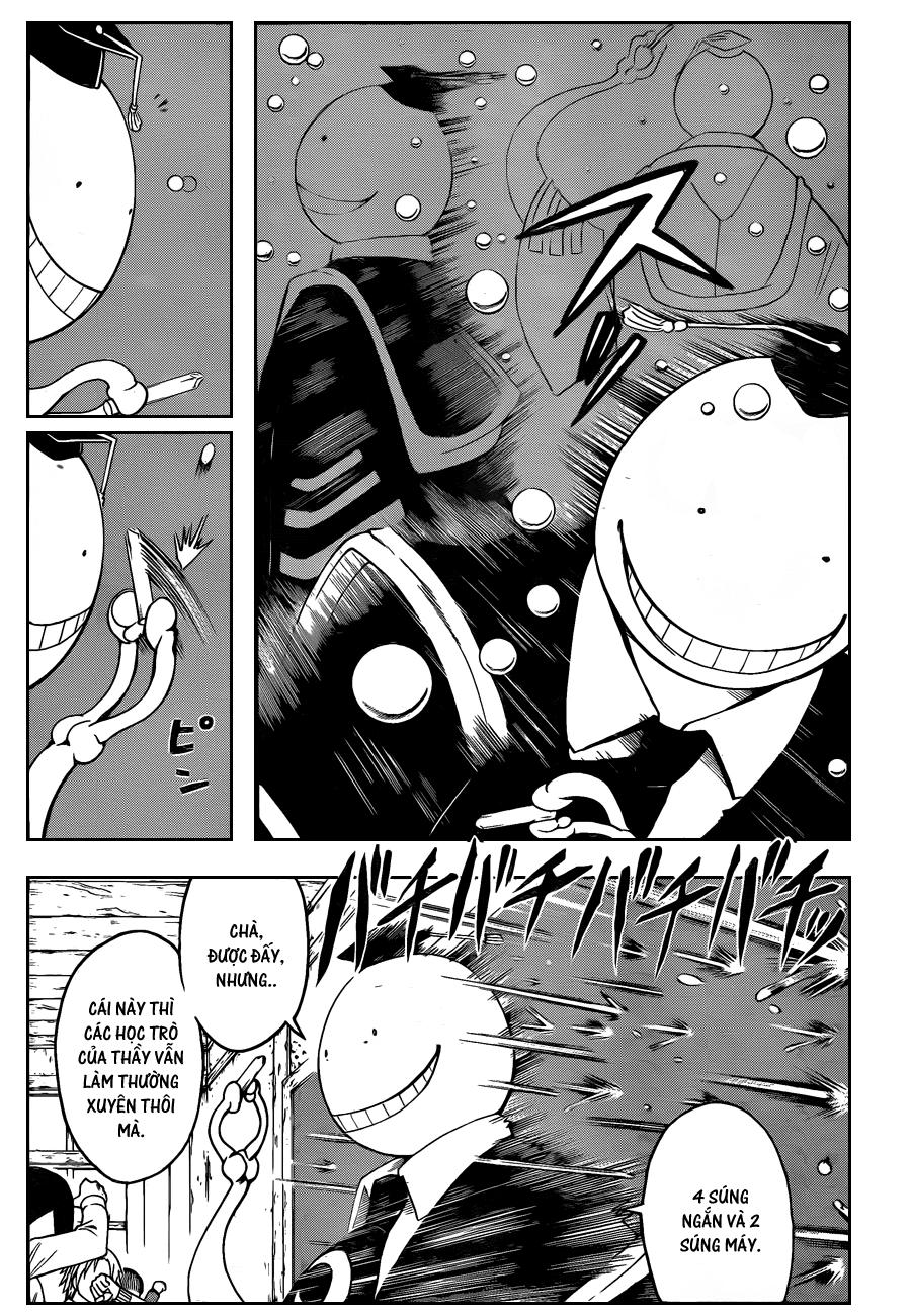 Ansatsu Kyoushitsu chap 20 trang 14