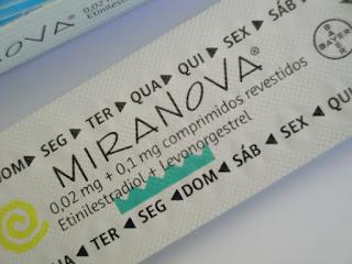 Miranova® (etinilestradiol 0,02 mg + levonorgestrel 0,1 mg)