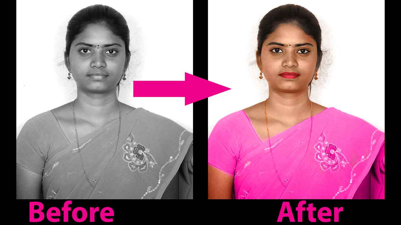 How to change black and white to color photo in photoshop bangla how to change black and white to color photo in photoshop bangla tutorial baditri Choice Image
