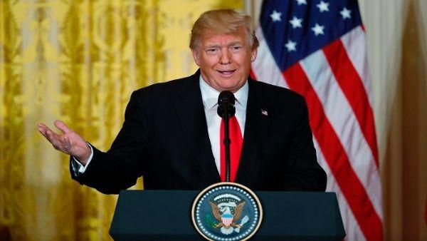 Trump: EE.UU. podría retornar al Acuerdo de París sobre el cambio climático