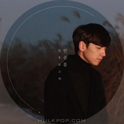Ahn Seung Hun – PINK WHALE – Single