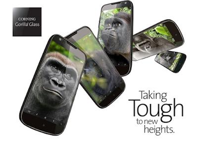 Llega el nuevo super Cristal Gorilla Glass 5