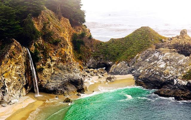Praias na Caifórnia