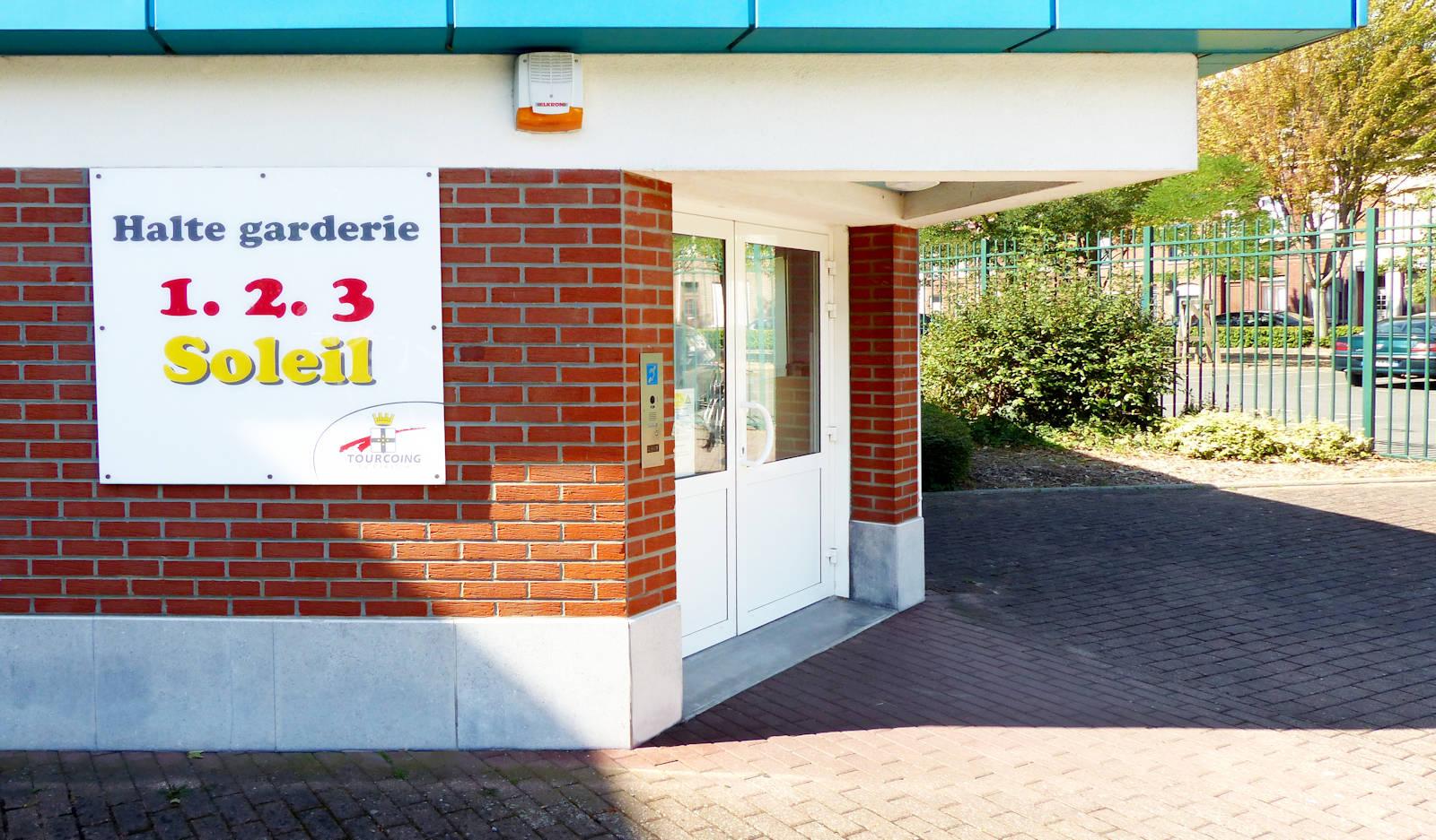 Crèches, Garderies Tourcoing - 1, 2, 3 Soleil Halte Garderie