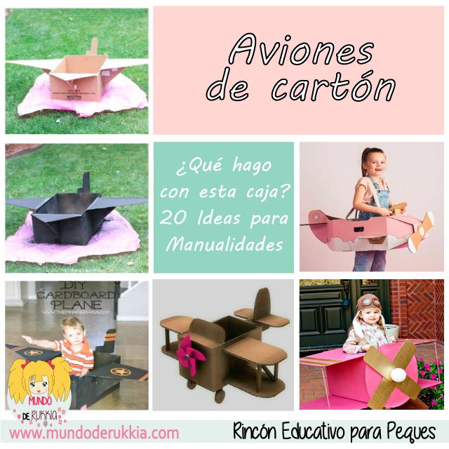 manualidades-cajas-carton-niños