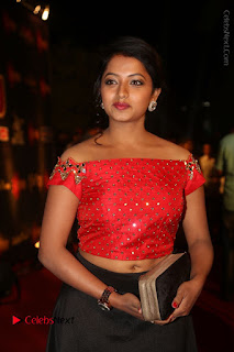 Actress Navya Stills Gemini TV Puraskaralu 2016 Event  0046.JPG