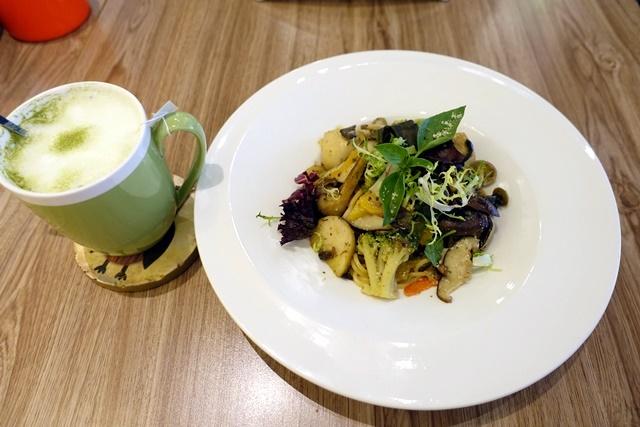 Boboli波波里創義厨房素食套餐