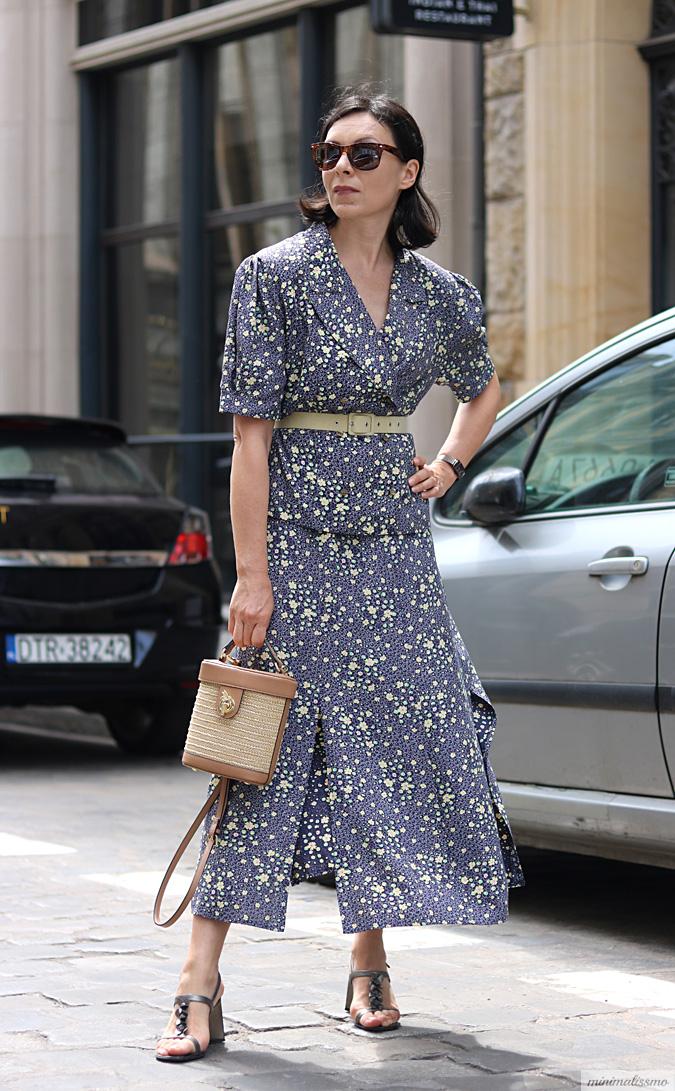 sukienka na lato dla 40