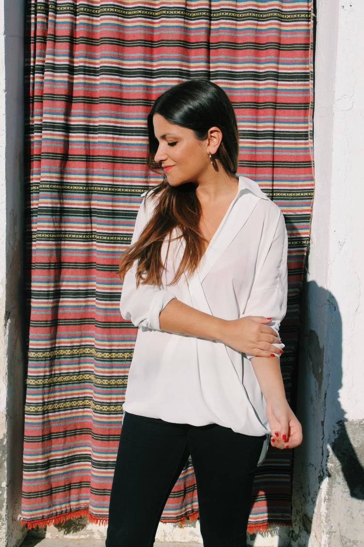 blog de moda look con basicos