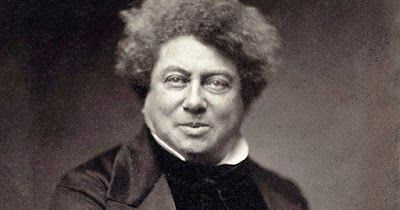 Alexandre Dumas, Black French author of The Count of Monte Cristo