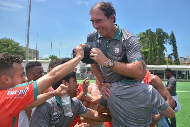 Treinado por Paulo Baier, Próspera é campeão da Série C do Catarinense