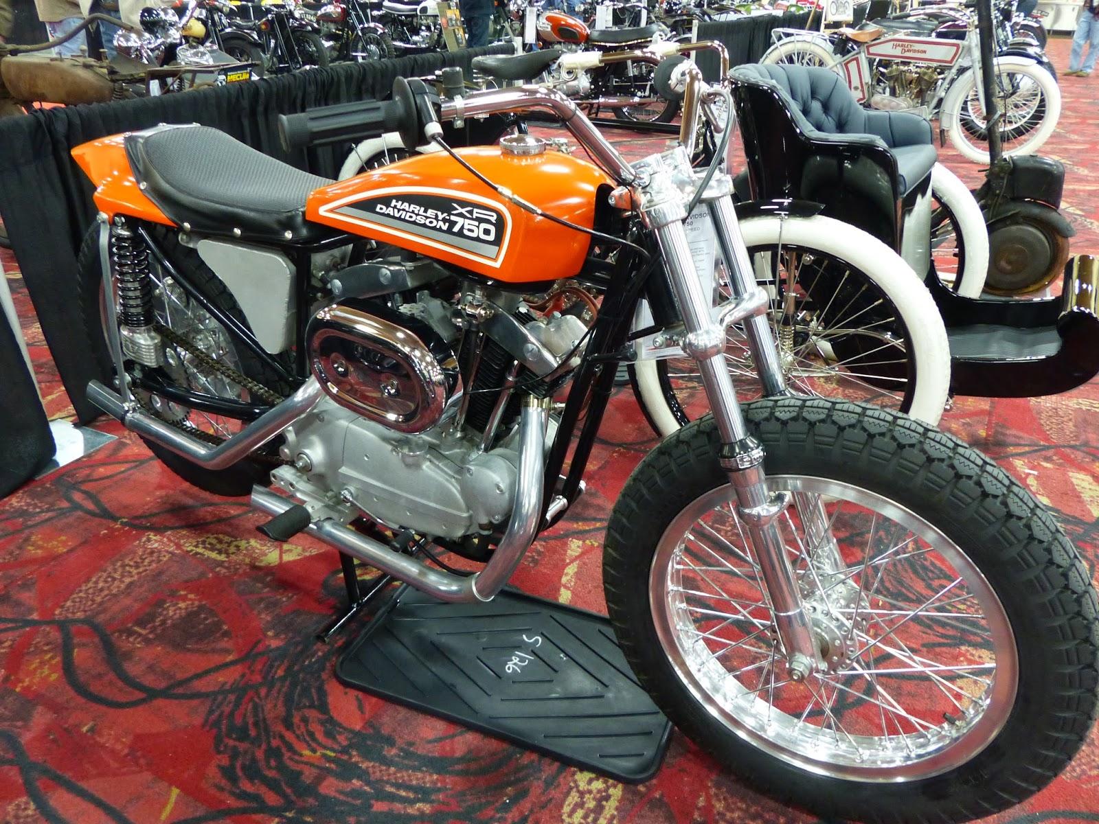 Oldmotodude 1970 Harley Davidson Xr750 Sold For 24 000