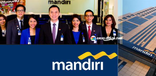 Lowongan Kerja BUMN Bank Mandiri (Min: S1) 2016/2017