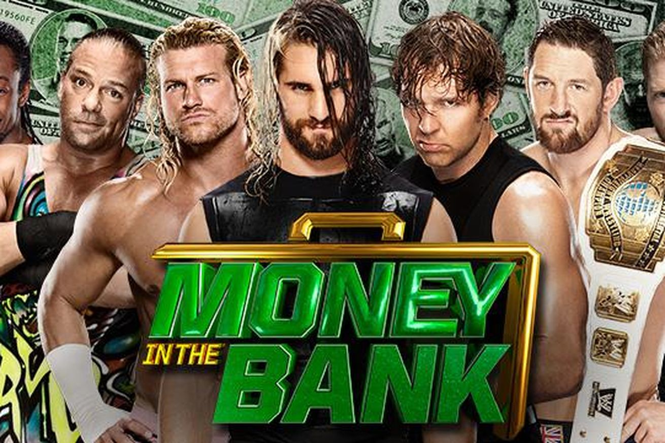 money in the bank - photo #11