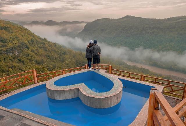 Wisata jogja hits - Bukit panguk kediwung | paket wisata jogja