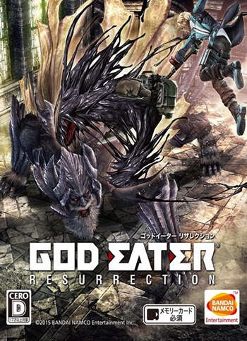 God Eater Resurrection PC Full Español