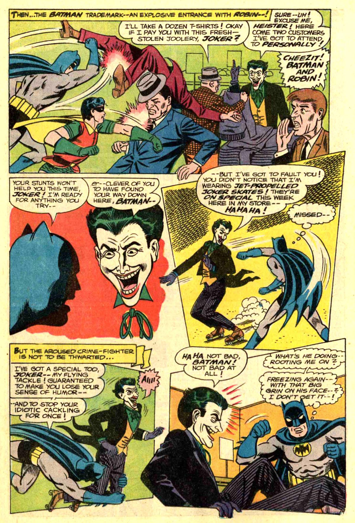 Detective Comics (1937) 365 Page 11