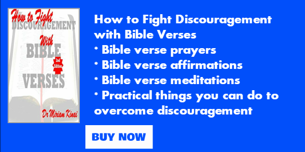 How to overcome discouragement book