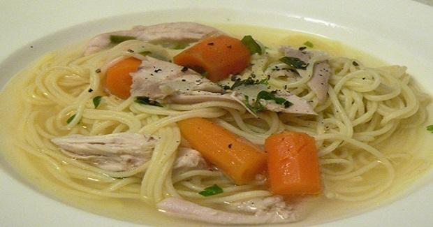 A Simple Chicken Soup Recipe