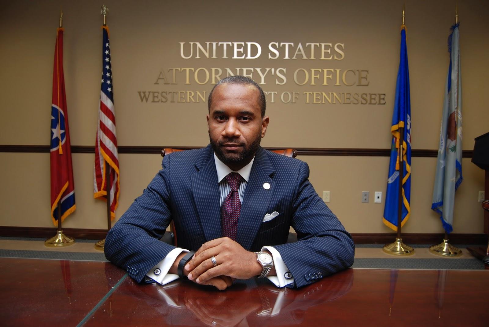 The Wiley Report: U.S. Attorney Edward L. Stanton lll ...