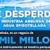 Infografía: La industria absurda del agua embotellada