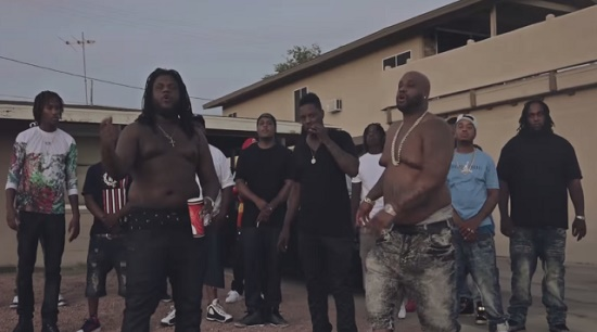 Fat Trel - Feel No Pain (Feat. Yowda & P Wild) [Vídeo]