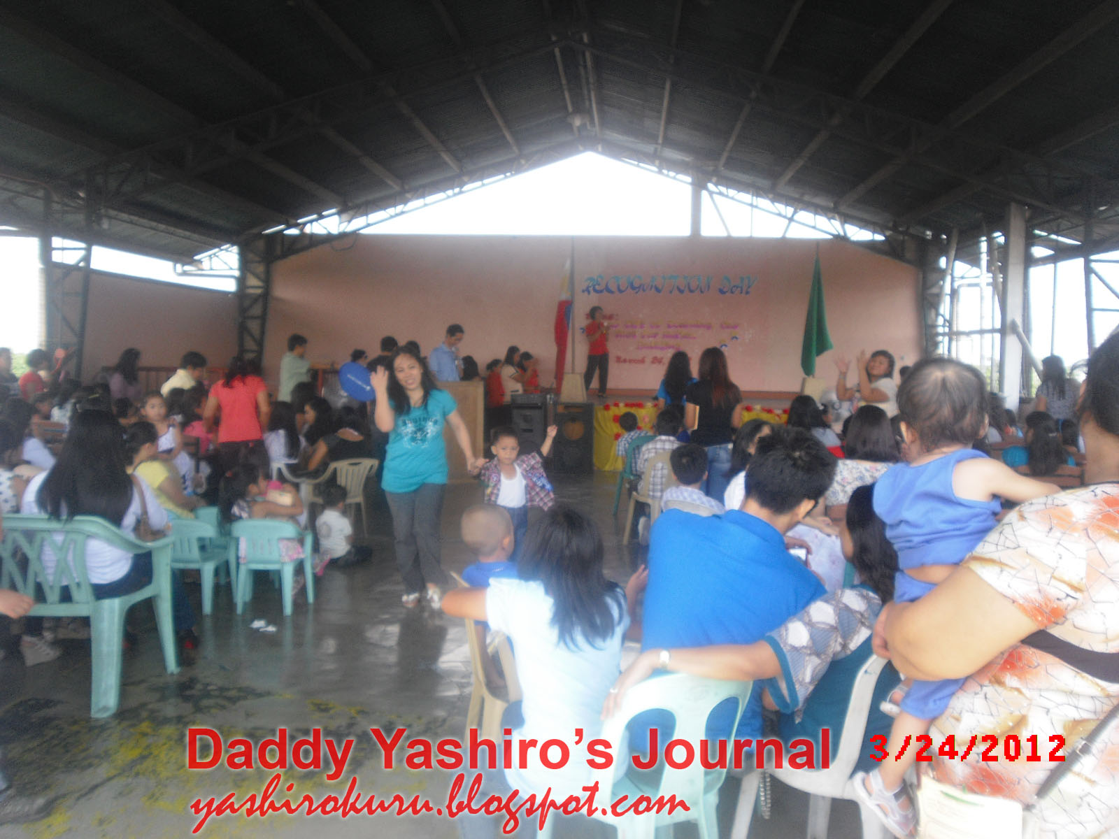 Daddy Yashiro S Journal Daddy Day Care Recognition Day
