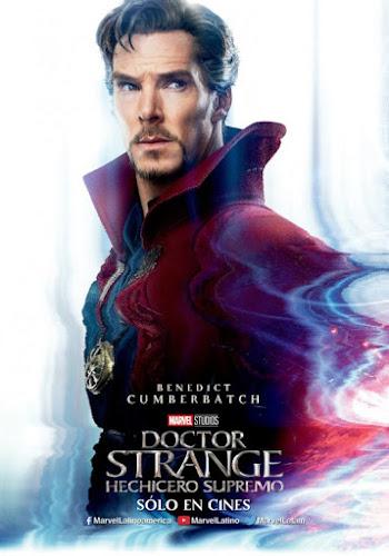 Doctor Strange (BRRip 720p Dual Latino / Ingles) (2016)