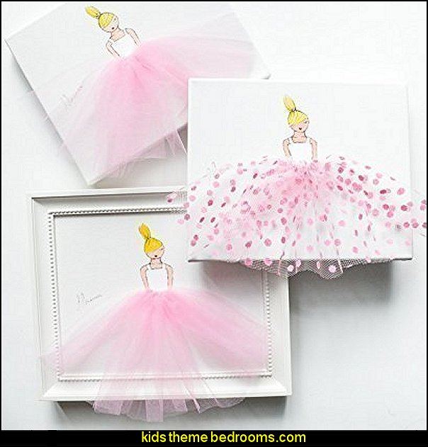 ballerina tutu wall art ballerina bedroom wall decorations