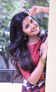 Tej I Love U heroine Anupama Parameswaran Photos2