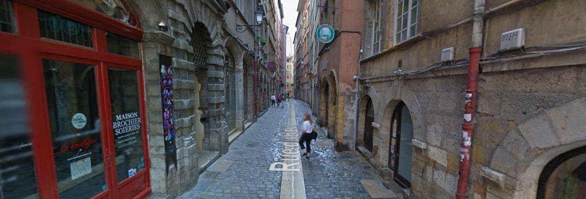 Rue du Bœuf