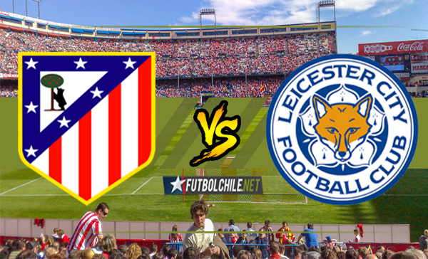 Ver stream hd youtube facebook movil android ios iphone table ipad windows mac linux resultado en vivo, online: Atlético Madrid vs Leicester City