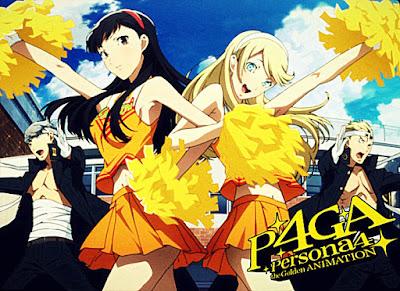 Persona 4 The Golden Animation - VietSub (2013)